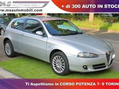 gebraucht Alfa Romeo 147 147 1.9 JTD (120) 3 porte Progression Unicoproprietario1.9 JTD (120) 3 porte Progression Unicoproprietario