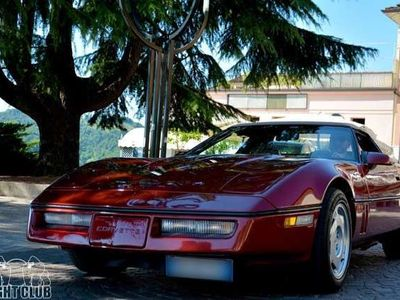 usata Corvette C4 Cabrio