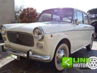 used Fiat 1100D berlina conservata benzina