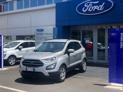 brugt Ford Ecosport 1.5 TDCi 100 CV Start&Stop Business