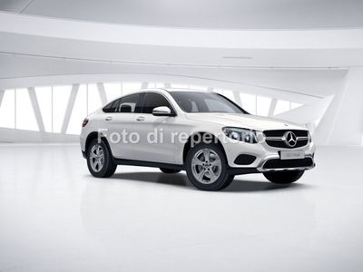 second-hand Mercedes GLC220 CLASSE GLC COUPEd 4MATIC