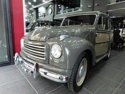 usata Fiat Belvedere 500C TopolinoGiardiniera