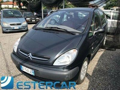 usata Citroën Xsara Picasso 2.0 HDi Exclusive PELLE AUTOCARRO rif. 9512136