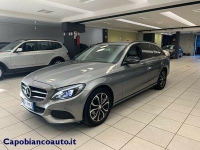 usata Mercedes C220 C 220 d S.W. Sportd S.W. Sport