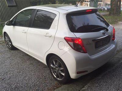 usata Toyota Yaris 1.3 5 porte Active CVT Stop