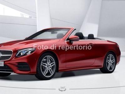 brugt Mercedes E50 AMG CLASSE E CABRIO4matic Premium Plus