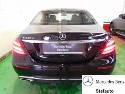 usata Mercedes E220 ClasseAuto Business Sport del 2016 usata a Bologna