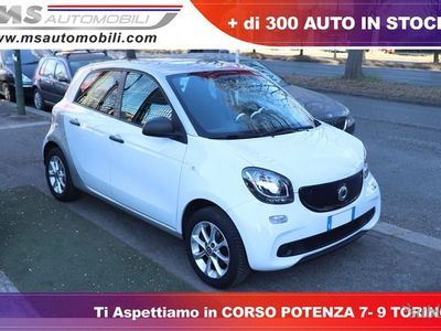 used Smart ForFour 70 1.0 Youngster Automatica Pel...