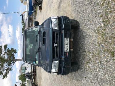 used Hyundai Galloper - 2007