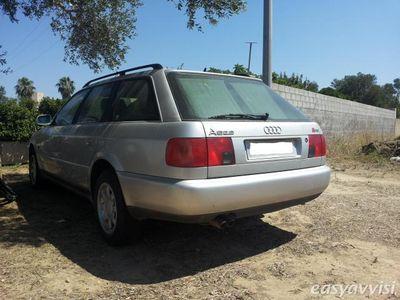 brugt Audi A6 Allroad quattro benzina