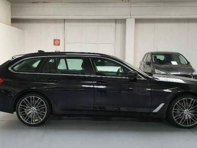 usata BMW 530 d xDrive Touring-NAVY PROF- PELLE- ULTIMO MODELLO-