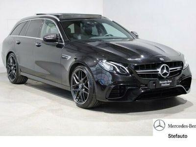 usata Mercedes E63 AMG E 63 S.W. 4Matic+ AMGS.W. 4Matic+ AMG