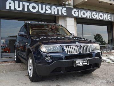 usata BMW X3 2.0d CAMBIO AUTOMATICO PER COMMERCIANTI CON FAP