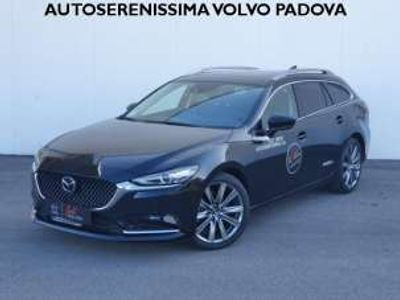 usata Mazda 6 2.2L Skyactiv-D 184 CV A/T AWD Wagon Exc
