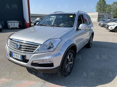 usata Ssangyong Rexton 2.2 Diesel 4WD A/T Classy