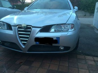 usata Alfa Romeo 166 2.4 JTD cat Progression