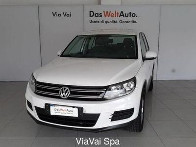 usata VW Tiguan 2.0 TDI 110 CV Trend & Fun BlueMotion Technology