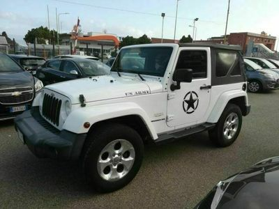 usata Jeep Wrangler 2.8 CRD DPF Sahara Auto rif. 13220838