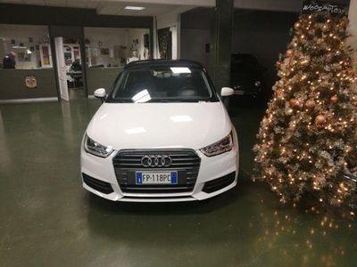 usata Audi A1 A1/S1 SPB 1.6 TDI 116 CV Metal plus