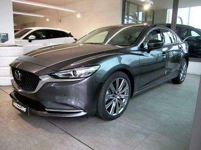 usata Mazda 6 2.2L Skyactiv-D 184CV A/T 4p. Exclusive