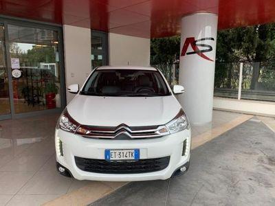 usado Citroën C4 Aircross 1.6 HDi 115CV 4WD Exclusive
