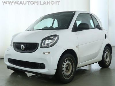 used Smart ForTwo Coupé fortwo 70 1.0 twinamic Youngster70 1.0 twinamic Youngster