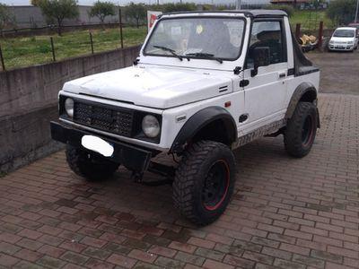 used Suzuki Samurai - 1996