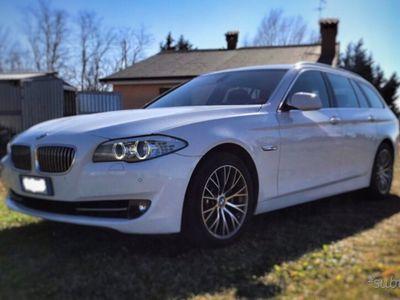 usata BMW 520 M cambio automatico F1 full optional