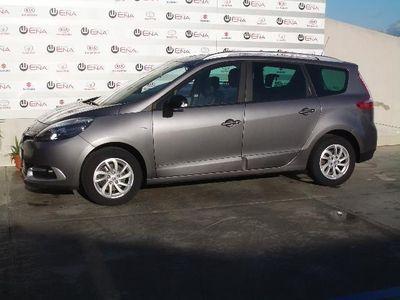 usata Renault Scénic 1.5 dCi 110CV Limited del 2014 usata a Cagliari