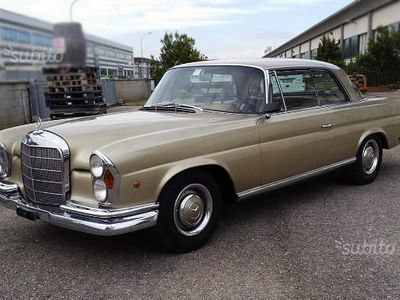 used Mercedes W111 SE 250 Coupé- Anno 1967