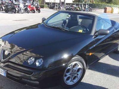 usata Alfa Romeo Spider 1.8i 16V Twin Spark cat