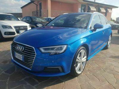 usata Audi A3 e-tron s-line