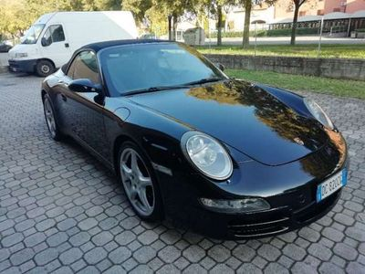 usata Porsche 911 Carrera Cabriolet Bagnolo in Piano