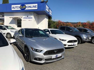 usata Ford Mustang Fastback 2.3 EcoBoost 2017