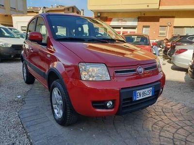 usata Fiat Panda 4x4 1.3 MJT 16V DPF Climbing Gancio traino !!!!
