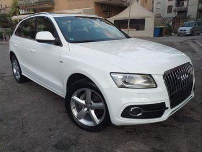 usata Audi Q5 2.0 TDI 177CV quattro S tronic S LINE TETTO NAVI P