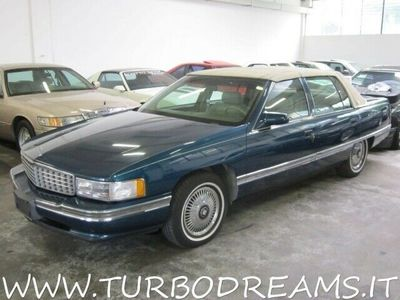 usata Cadillac Deville SEDAN 4.9 V8 S.E. - U N I C A - Berlina