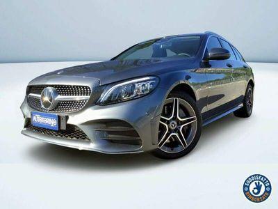 usata Mercedes 300 CLASSE C SW C SWde eq-power Premium auto