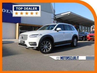 brugt Volvo XC90 D5 AWD Inscription Geartronic - Rugged Kit -