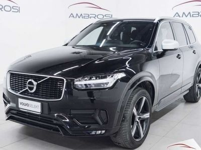 second-hand Volvo XC90 D5 AWD Geartronic R-design