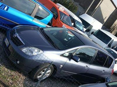 usata Toyota Corolla Verso 2.0 tdi D-4D