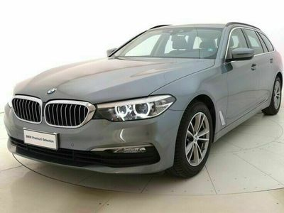 usata BMW 520 Serie 5 d touring Business auto