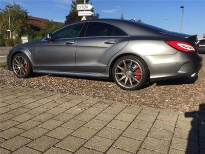 usata Mercedes CLS63 AMG AMG 4-Matic S