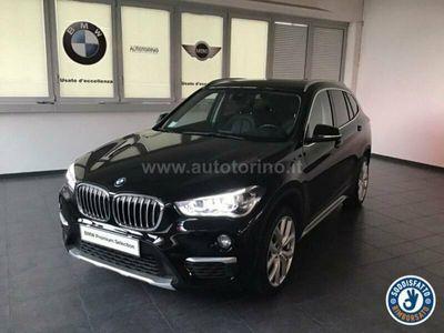 usata BMW X1 xdrive18d xLine auto