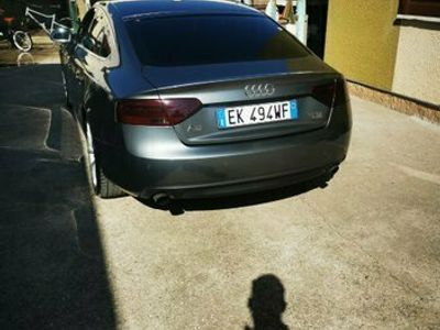usata Audi A5 Sportback quattro