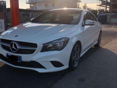 usata Mercedes CLA180 sport