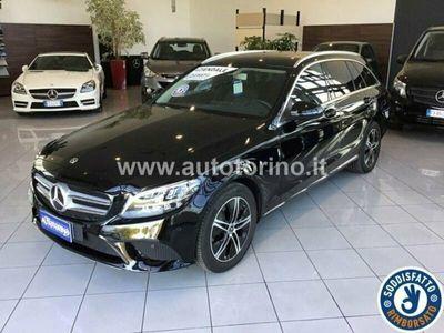 usata Mercedes C200 Classe CC220d Auto SW Sport Plus
