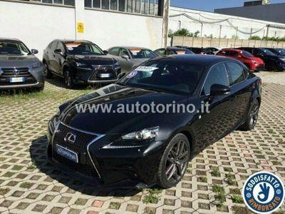usata Lexus IS300 300h 2.5 F-Sport cvt