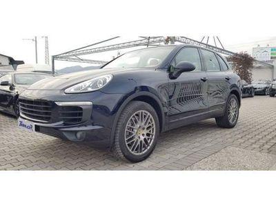 usado Porsche Cayenne 3.0 Diesel uniproprietario nazionale
