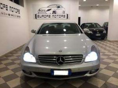 usata Mercedes CLS320 CDI #FULL OPTIONALS #TAGLIANDI